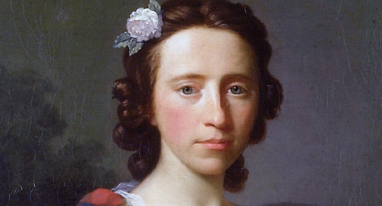 Flora Macdonald of Kingsburgh