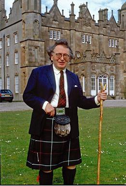 Ranald Alexander MacDonald of Clanranald