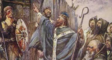 Saint Columba's Feast Day