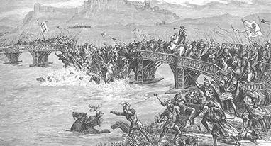 The Battle of Stirling Bridge