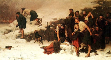 Massacre of Glencoe