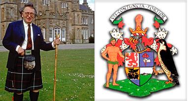 The Rt. Hon. Alexander McDonnell, Earl of Antrim