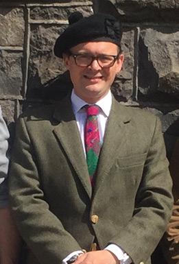 RANDAL ALEXANDER ST. JOHN MCDONNELL MacDonald of Antrim