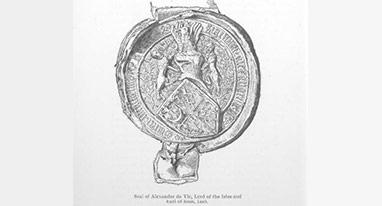 Death of Alexander of Islay