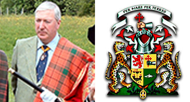 Sir Ian Macdonald of Sleat